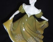 FINAL SALE Vintage Royal Doulton Figurine Lynne  HN2329