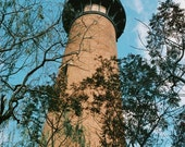 Currituck Lighthouse - Outer Banks Lighthouse - Duck, NC - Outer Banks Photography - Landscape - 8x10 Photo