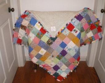 Baby boy or girl quilt-66