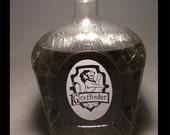Gryffindor crest Crown Royal bottle