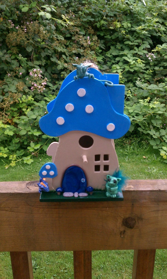 Ooak birdhouse