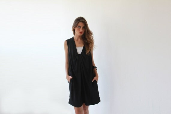 Summer Love Sale...Black , Formal Dress , Cocktail  Dress