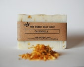 Calendula Handmade -all natural-vegan soap
