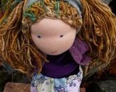 Custom 15-16 inch Waldorf Doll for Ashley Craig