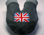 Union Jack Smitten... The Mitten Built For Two