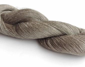 100g linen yarn 100%pure linen weaving crochet yarn