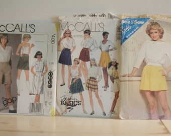 McCall's Retro sewing patterns