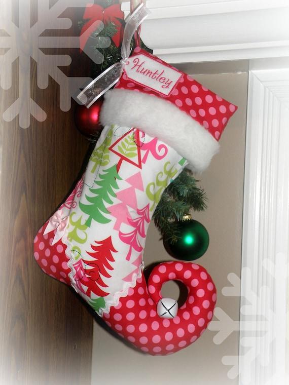 Personalized Christmas Stockings Etsy