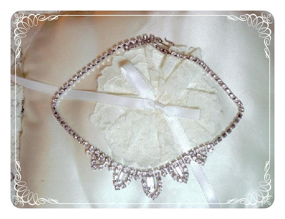 Sparkling Rhinestone Prom Necklace - Ice Crystals 1191ag-012312000