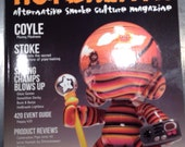Hot Breath Magazine with Intergalactic Munnys - Signed by N8 and Coyle