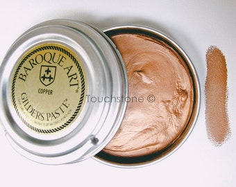 Baroque Art Gilders Paste Copper 30ml 1.5oz #45-124
