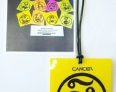 ASTROLOGY SIGN BAGFLAGS luggage marker tags...