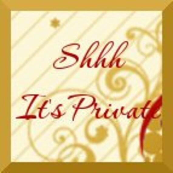 Private Listing for patenpalce7 for 3 custom ornaments
