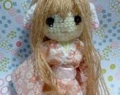 Chobits Chii (Chi) Doll - Japanese Anime Amigurumi / Crochet Plush