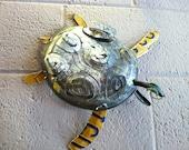 Pie Pan Turtle
