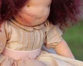 "Margaret, 18"" Waldorf-inspired doll"