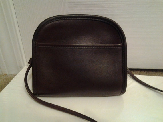 Quant Chocolate Brown Coach, Excellent Condition