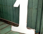 Large wood birthday numbers, Photo prop number, Big Number, Number 1, Wood Number, Photo Prop Number, Number 1, Wooden Number 1, Birthday