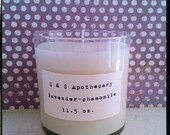 Lavender-Chamomile Soy Candle