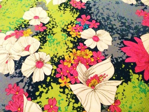 vintage,  groovy, rosewood inc fabric