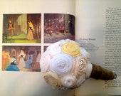 Sleeping Beauty Bridal Bouquet