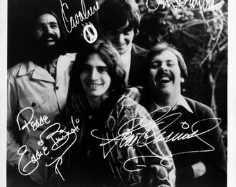 The Rascals Publicity Photo 8 by 10 inches