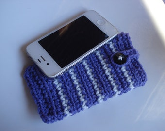 Iphone case-cover-sleeve-cozy bag - Ipod Touch case - Stocking Stuffers