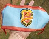 Vintage Soviet Druzinnik Voluntary Militia Patrol bandage