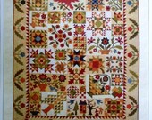 A Sampler Quilt Pattern by Lori Smith READY TO SHIP
