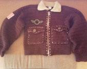 bomber sweater /jacket