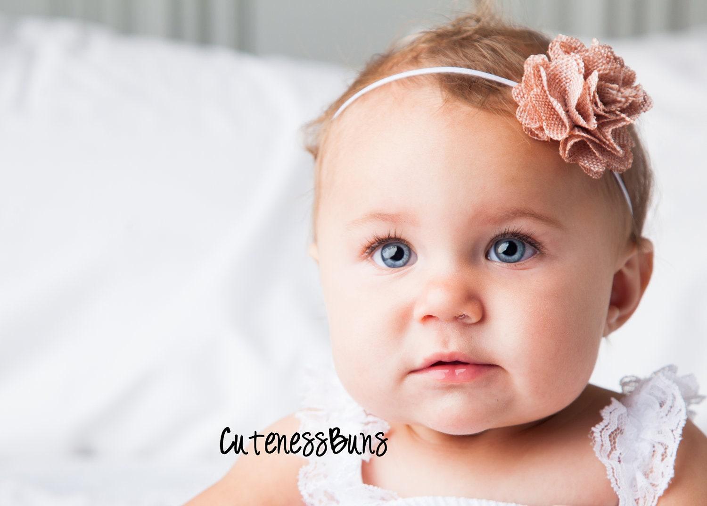 Baby Headbands Baby Girl Headband Baby Bows Headband Infant