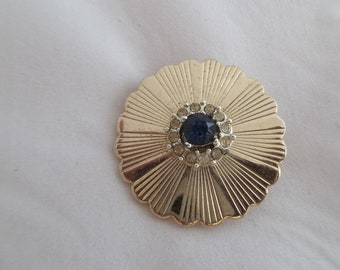 Marboux Brooch