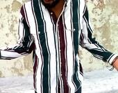 Vintage Wrangler Button-up