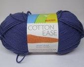 Lion Brand Cotton Ease Yarn Violet