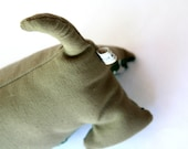 Plush Stuffed WIENER Dog: Handmade Scented Animal with Aromatherapy benefits... Peaceful and Calming, also Dog Toy, Cat Toy