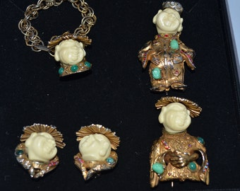RARE HAR Chinese Series 4 Pieces