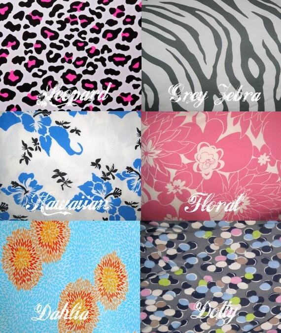Snappy Swimmer Reusable Cloth Swim Diaper - You Choose Custom Girl Prints