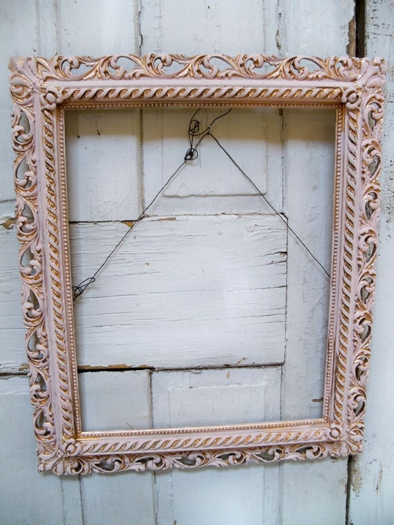 Antique Gold Leaf Frames