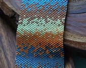 Colorful seed beed bracelet