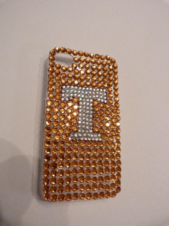 Rhinestone Tennessee Football iphone 4G/4S case