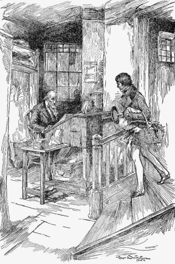 scrooges miracle of change in a christmas carol a book by charles dickens And scrooge's name was good upon 'change in charles dickens a christmas carol and other christmas writings london: penguin books.