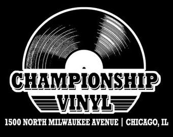 FUNNY MOVIE T Shirt vinyl record  cool tshirt funny shirt hipster shirt  Shirt (also available on crewneck sweatshirts and hoodies) SM-5XL