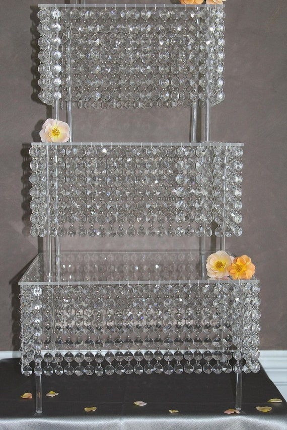 custom made wedding cake stands custom wedding cake stand 3 tieradditional legs 13216