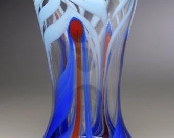 Tricolor Vase
