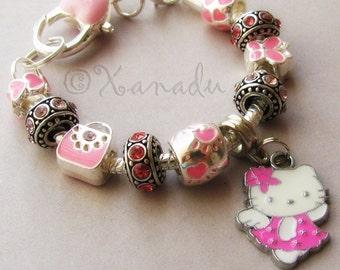 charm bracelets for kids pandora