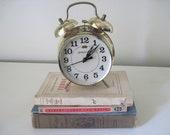 Vintage Spartus Alarm Clock.