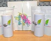 Tea Gift Package - 4 Teas, 2 Tins