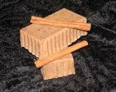 CLEARANCE SALE - Handmade Cinnamon, Clove, & Nutmeg Cold Process Soap