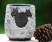 Sheep Lamb Farm Animal Cup Coffee Mug