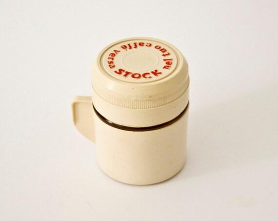 Original Italian Vintage Thermic Coffee Cup